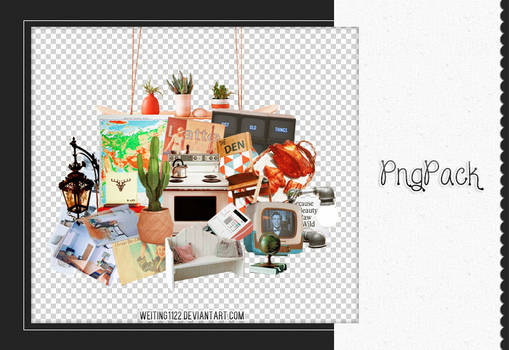 PNG PACK 041 By Weiting1122