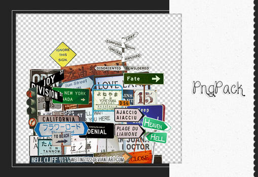 PNG PACK 044 By Weiting1122