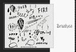 Brushes 01 ByWeiting1122