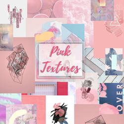 Pink Textures By Weiting1122