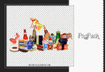 PNG PACK 060 By Weiting1122