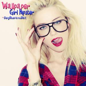 Wallpaper Girl Hipster