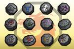 12 Talismans of Chinese Zodiac