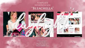 Bleachella template by daylightresources