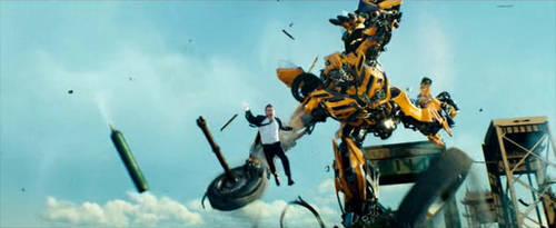 Transformers - Scream