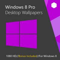 Windows 8 Pro Desktop Wallpapers