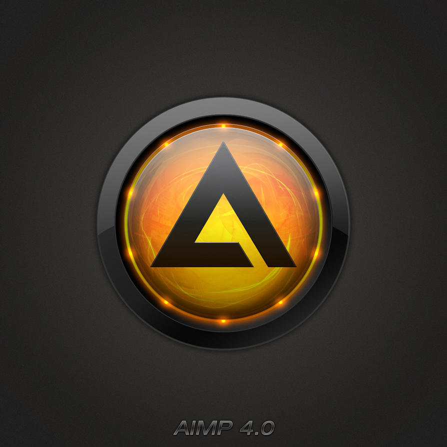 AIMP3 Icon 4.0 by aablab