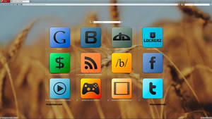 Icons for Opera