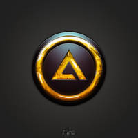 AIMP3 Fire icon by aablab