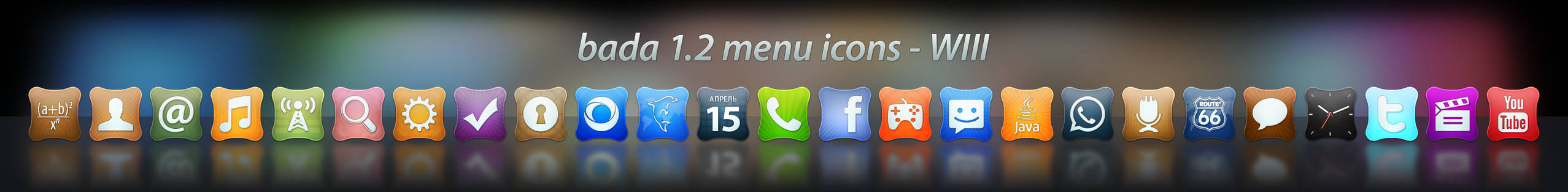 WIII icons