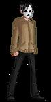 pixel Masky =w= by Yamikuruku