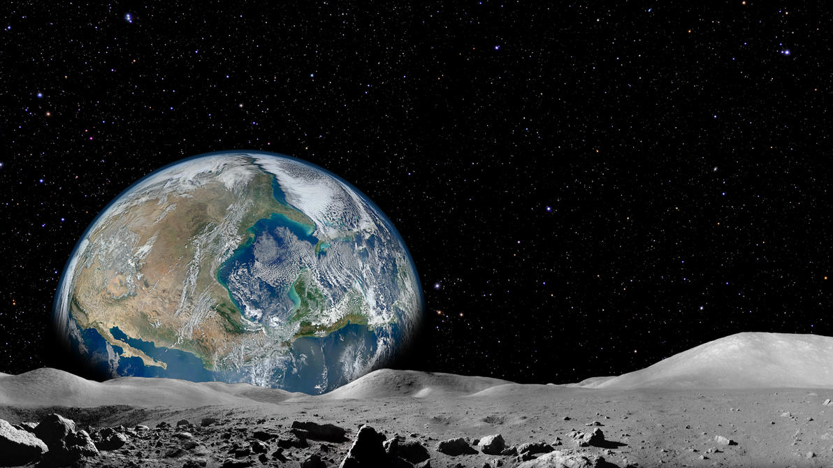 earth rise - large earthmainer82 on deviantart