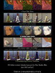 Textile Shaders for Daz Studio iRay Maps Pt. 4
