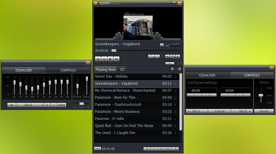 Winamp Bento skin for Gom audio by D4rk-Amethyst on DeviantArt