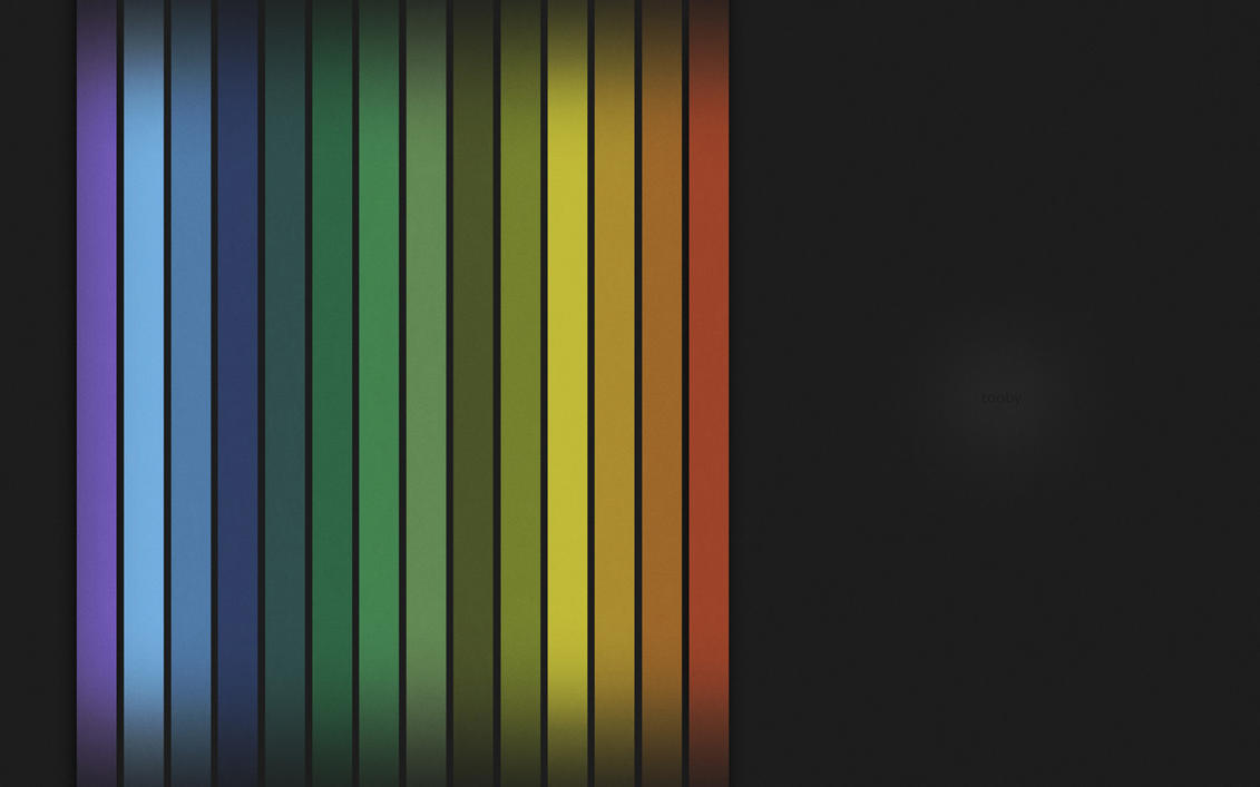 Colour Bars by Toob-Rat