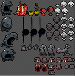 TBoI: Rebirth new enemies.