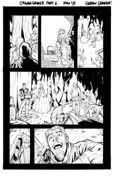 Undertow #6 page 5- the Organ Grinder