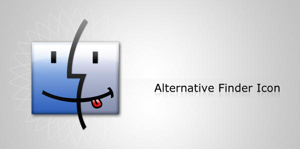 Alternative Finder Icon by wurstgott
