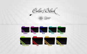 Black - Color     Folders by wurstgott