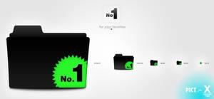 No. 1  Folder