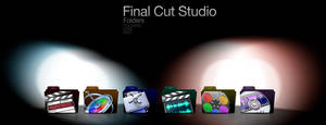 Final Cut Studio Folders Set