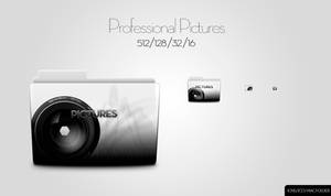 Professional Picture - Icon
