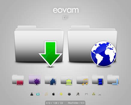 Eovam Icon Set