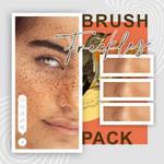 Freckles Brush Pack By Morochavibes