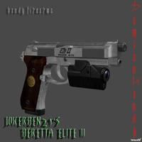 JokerBen21's Beretta Elite II by DamianHandy