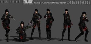 DRAKE Forum RPG Signature Mod (Downloadable)