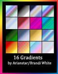 16 Gradients by Arianstar