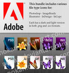 Adobe Neue Icons