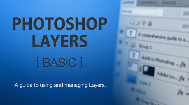 Photoshop Layers: Basics by `nokari