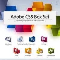 CS5 Box Set - Apps