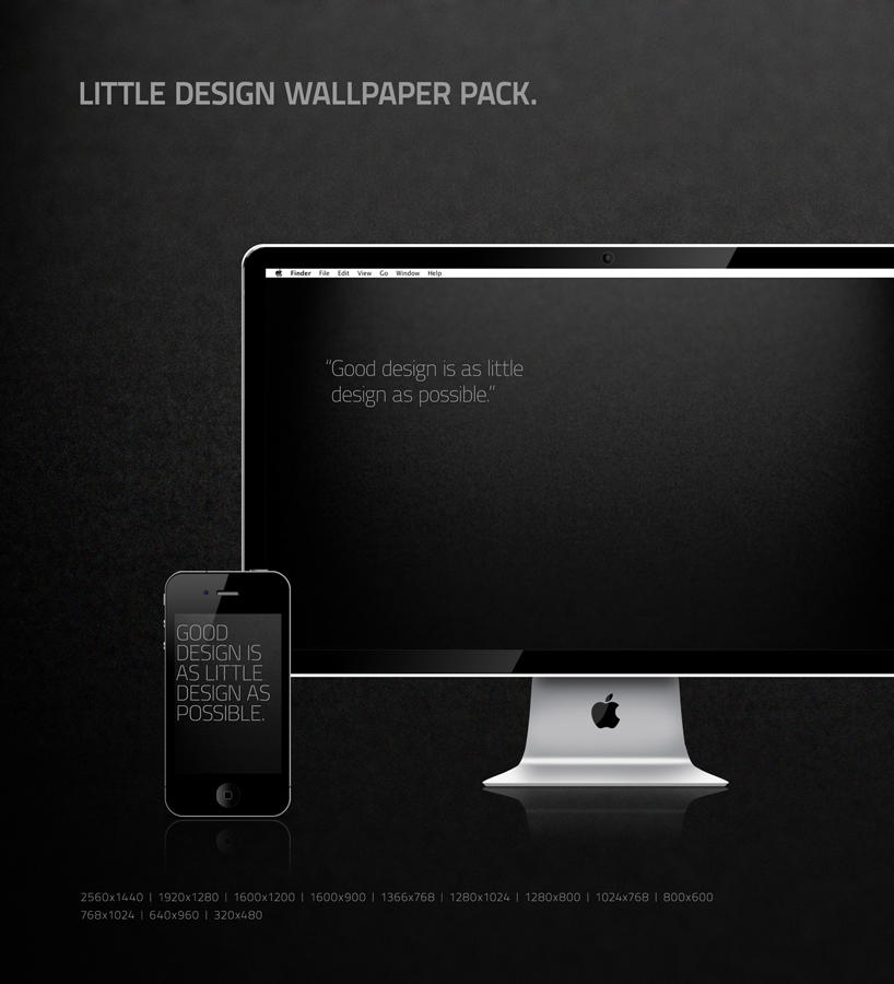 Little Design Wallpaper Pack by nokari