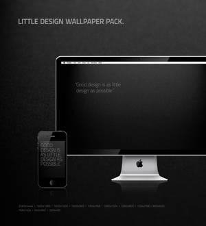 Little Design Wallpaper Pack