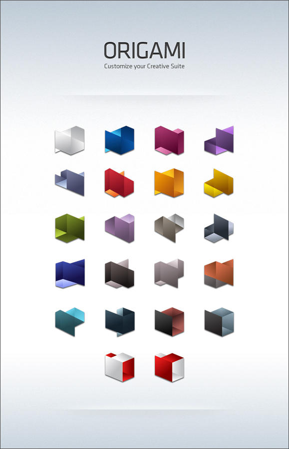 Origami by nokari