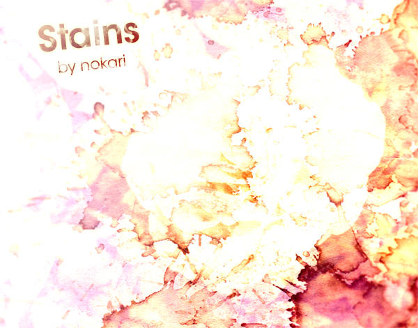 Stains by nokari