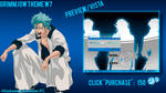 Grimmjow Theme for Windows 7 Ultimate by MissLyrienCusPC