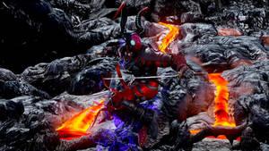 Yoshi X Devil Jin (Braindead 50/50 Edition)