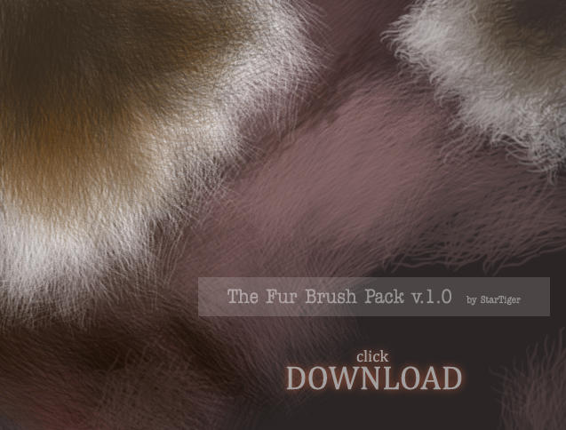 Fur Brushes v1.0