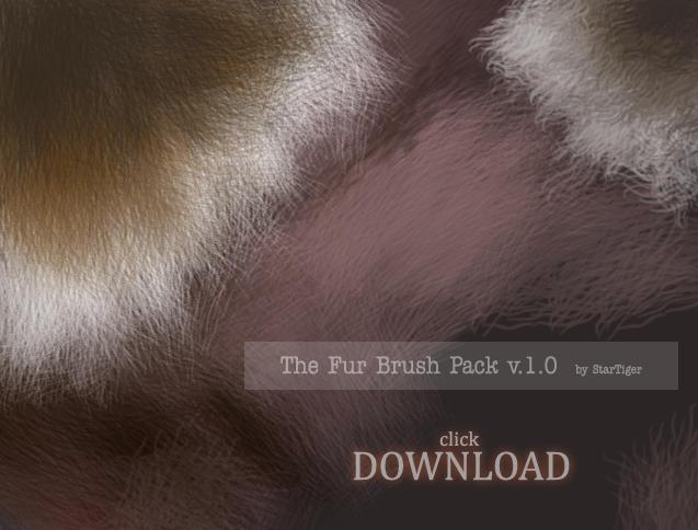 Fur Brushes v1.0 by Fil3D