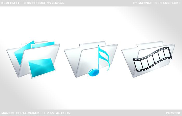 03 Media Folders by MannMitDerTarnjacke