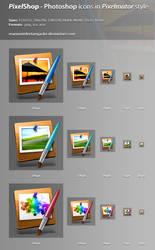 PixelShop Icon by MannMitDerTarnjacke