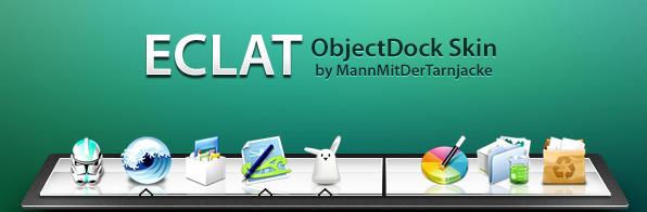 Eclat ObjectDock by MannMitDerTarnjacke