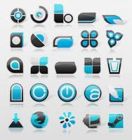 Icon Set by MannMitDerTarnjacke