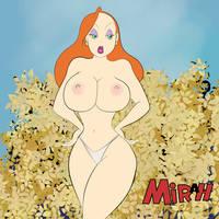 animation-nudity-id-ego--superego-mirah by IdEgoandSuperego