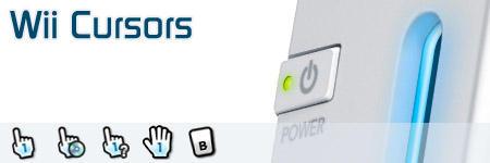 Wii Cursors