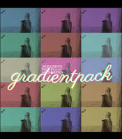 Pack #07 with 25 gradients by artjunkpsds by art-psds-junk