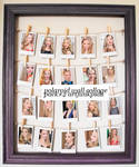 POLAROID WALL COLLAGE #2 by artjunkpsds